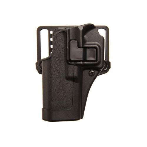 CQC SERPA HOLSTER MATTE BLACK FOR GLOCK