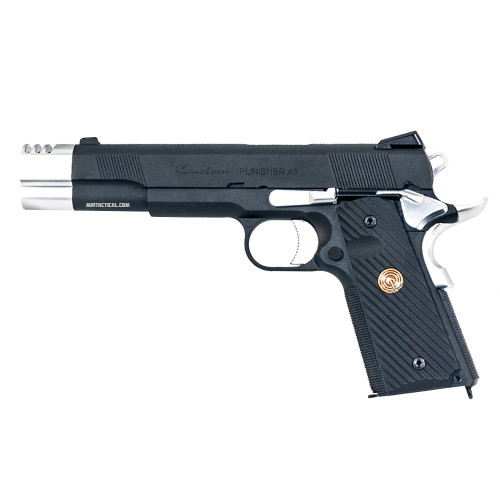 M1911 PUNISHER AIRSOFT W/ PISTOL CASE