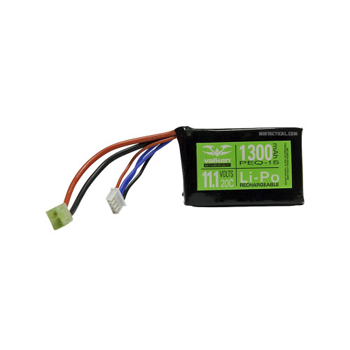 11.1V 1300MAH 20C PEQ-15 LIPO BATTERY