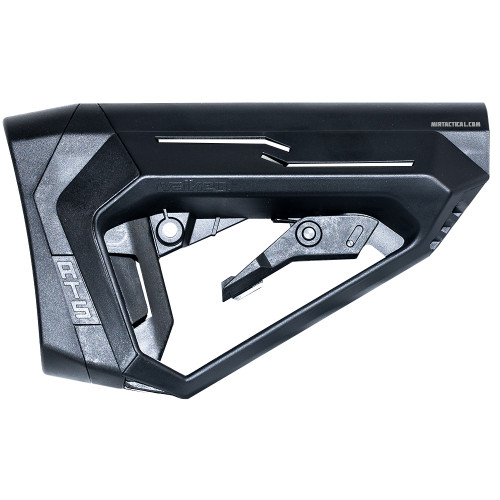 ATS AIRSOFT M STYLE STOCK BLACK