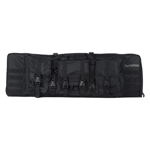 36 DOUBLE RIFLE TACTICAL GUN BAG BLACK