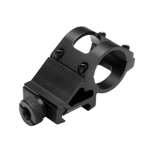 1 INCH OFF SET MOUNT FOR FLASHLIGHT / LASER