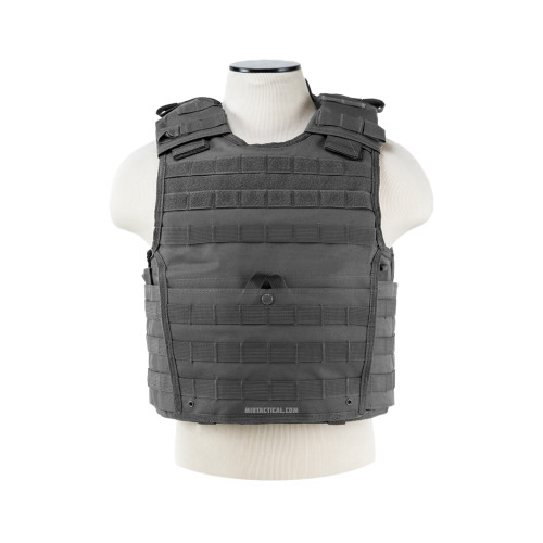 EXPERT PLATE CARRIER VEST URBAN GRAY