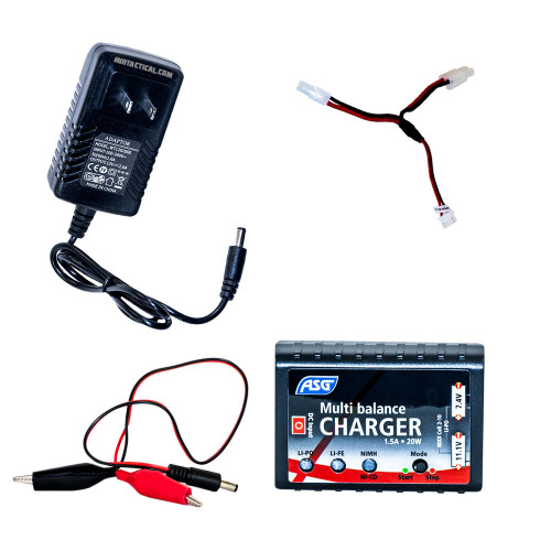 MULTI CHARGER / BALANCER NIHM LIPO