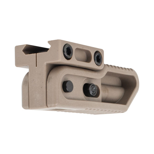 V TACTICAL FOLDING GRIP TAN