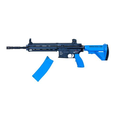 T4E HK416 TRAINING MARKER RIFLE BLUE BLACK