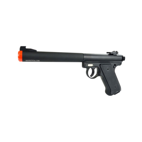 GEMTECH OASIS AIRSOFT GAS PISTOL BLACK