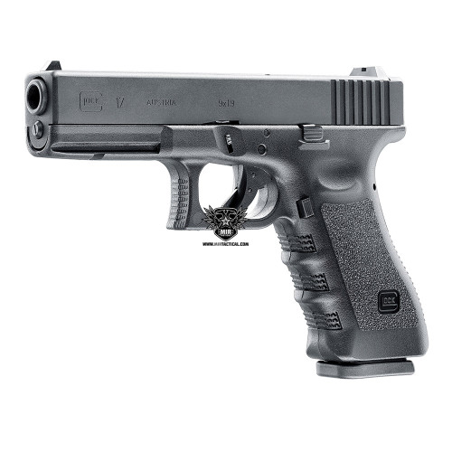 UMAREX GLOCK 17 AIRGUN 4.5MM BLACK