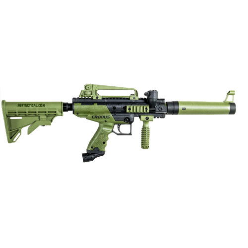 CRONUS TACTICAL PAINTBALL MARKER OLIVE