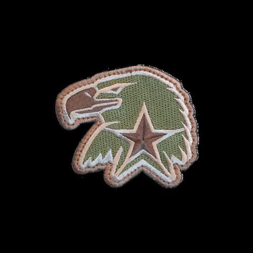 EAGLE STAR EMB MULTICAM PATCH
