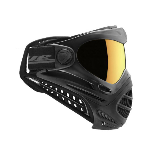 DYE AXIS PRO PAINTBALL MASK BLACK