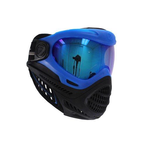 DYE AXIS PRO PAINTBALL MASK BLUE ICE