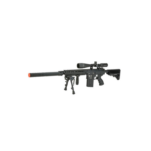 FULL METAL ER25K AEG AIRSOFT RIFLE