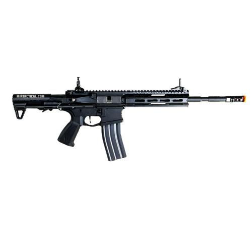 CM16 RAIDER-L 2.0E AIRSOFT RIFLE AEG BLACK W/DEANS