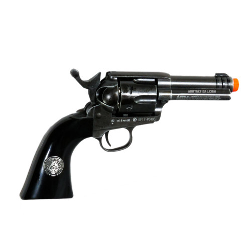 AIRSOFT WILCARD REVOLVER WEATHERED LIMITED