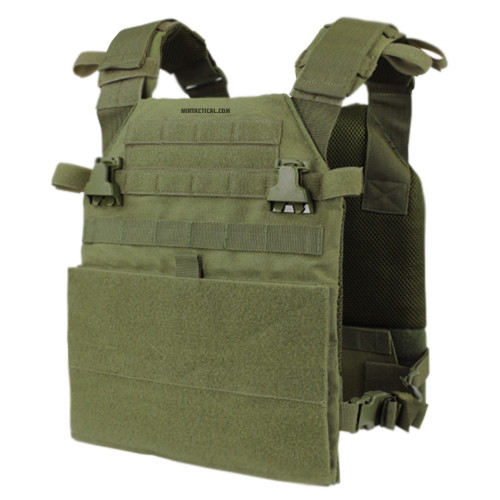 VANQUISH PLATE CARRIER OLIVE DRAB