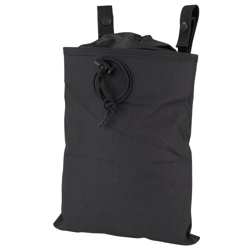 3 FOLD MAG RECOVERY POUCH BLACK