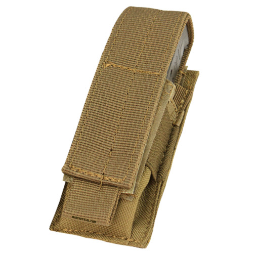 SINGLE PISTOL MAG POUCH COYOTE