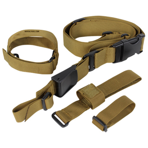 TACTICAL 3 POINT SLING COYOTE