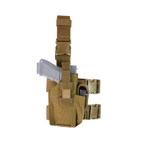TACTICAL LEG HOLSTER COYOTE