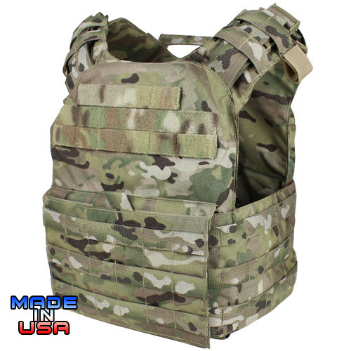 CYCLONE PLATE CARRIER MULTICAM