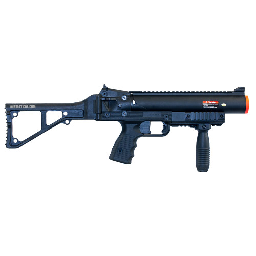AIRSOFT GRENADE LAUNCHER GL-06 BLACK
