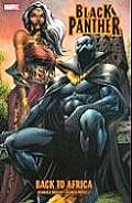 Back to Africa (Black Panther)