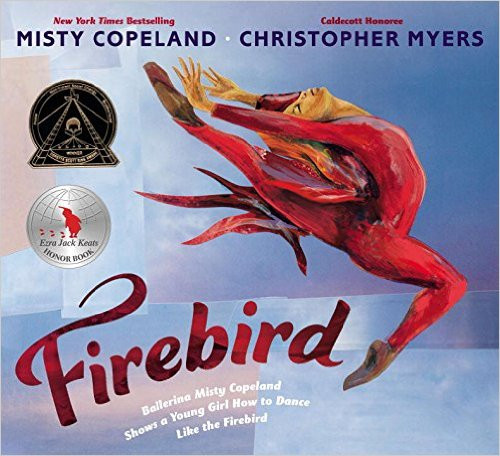 Firebird book cover