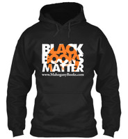 Black Books Matter Hoodie (Front)