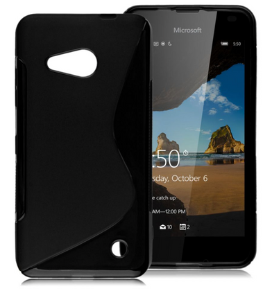 iMovement Rubber Case for Lumia