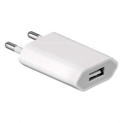 EU USB Plug Adapter