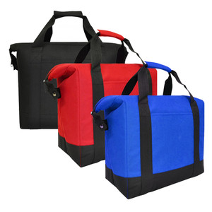 Clip Side Cooler Tote