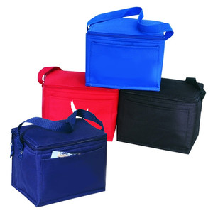 6 Pack Lunch Cooler
