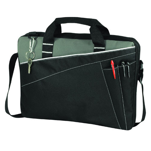 Deluxe Poly Business Briefcase