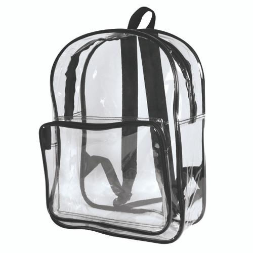 Transparent Safety Backpack