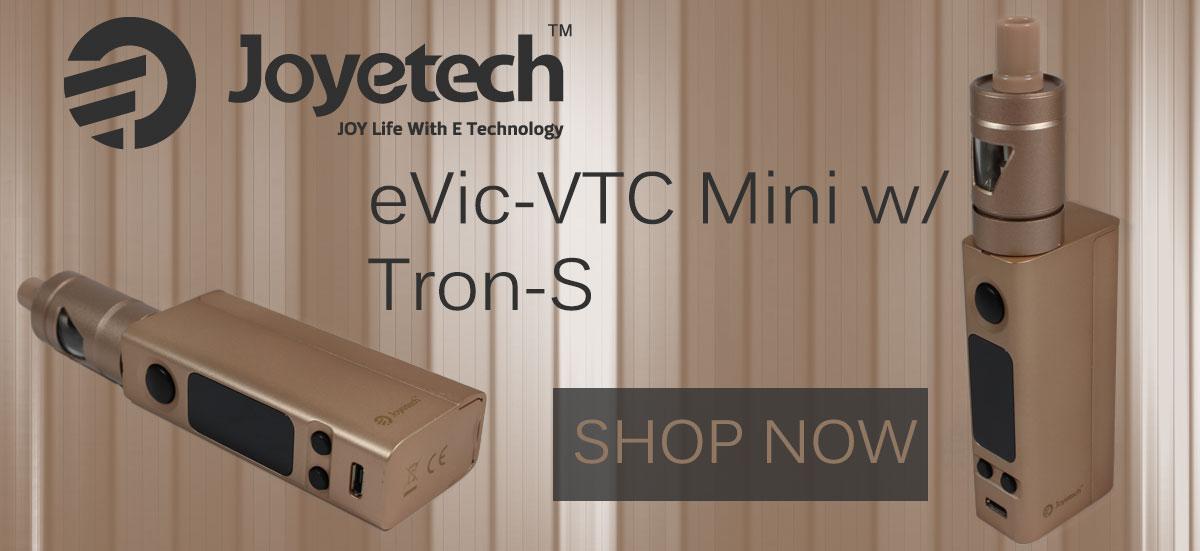 Gold Tron eVic-VTC Mini