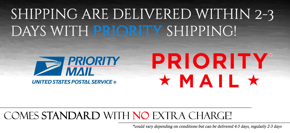 USPS Priority Shipping