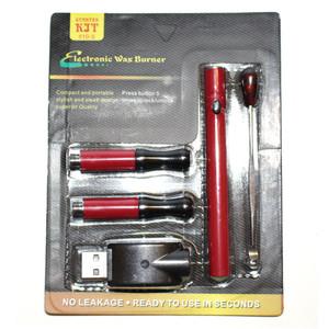 510-S Electronic Oil Burner Starter Kit - Red