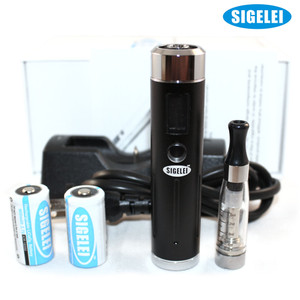 Sigelei Mini Zmax Variable Voltage Starter Kit - Black