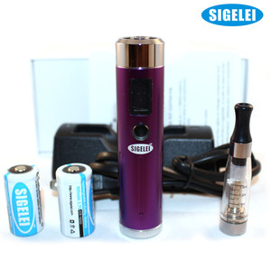 Sigelei Mini Zmax Variable Voltage Starter Kit - Purple