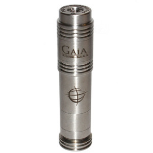 Gaia Mechanical Mod Clone - Stainless Steel