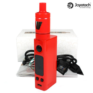 Joyetech eVic-VTC Mini TC Starter Kit w/ Tron-S - Red