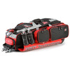 Black/Red RAGE Bag
