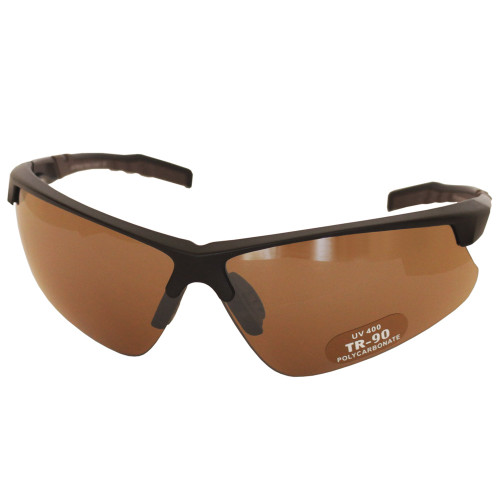 Black/Amber T5 Sunglasses