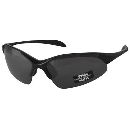Black/Smoke T1s Sunglasses