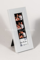Premium Photo Booth frame (White)