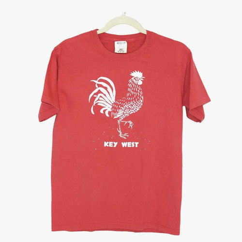 Rooster T-Shirt Cumin