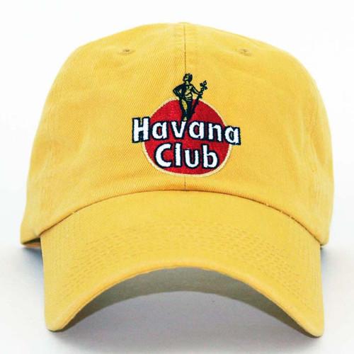 Havana Club Cap Mustard