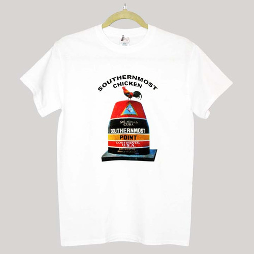 Southernmost Chicken T-Shirt