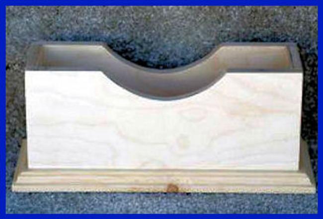 Wood - Envelope Holder (161642)